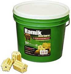 Ramik Mini Bars Pail 4#