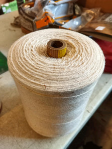 Cotton bean twine 2 lb Tubes
