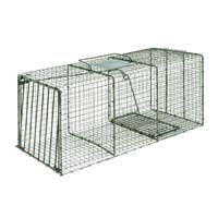 Heavy Duty Cage Lrg Trap