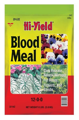 Blood Meal 12-0-0 8 lb HY