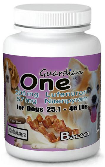 Flea Tablets +25 lbs. Guardian1