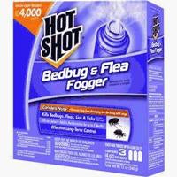 Bed Bug & Flea Fogger Hot Shot