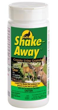 Deer Repellent Granu Shake Away