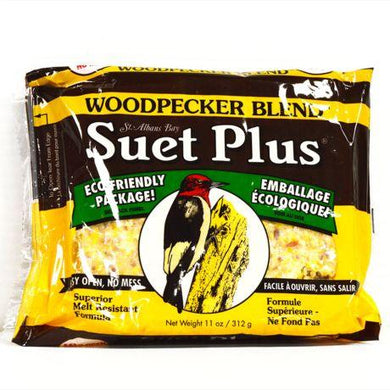 Woodpecker Blend Suet Cake 11oz