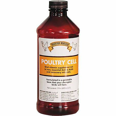 Vitamin Mineral Poultry Cell RB