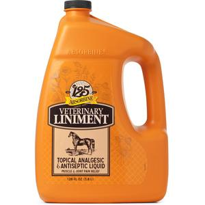 Vet Liniment gel Absorbine 128o