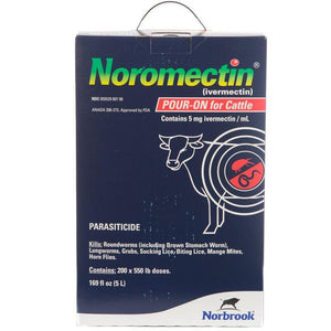 Dewormer Cattle Noromectin 5 L
