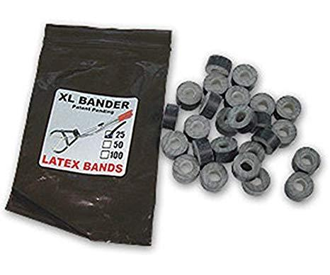 Bander XL 25 Count Bands