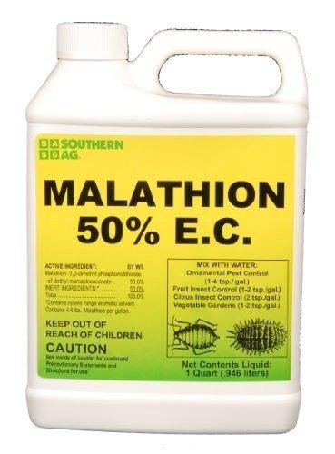 50% Malathion 1 quart