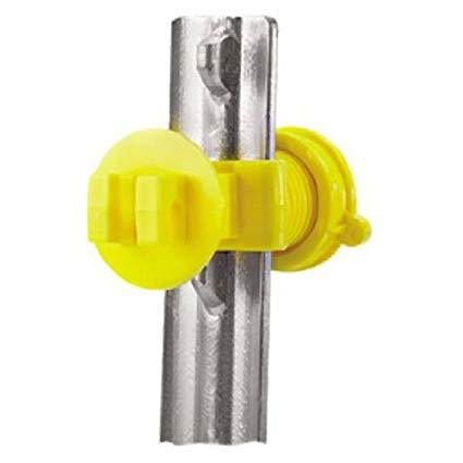 Insulator Screw tight T posts