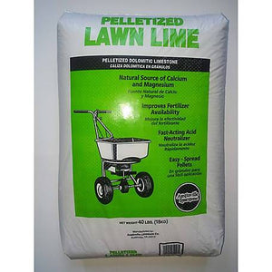 Lime Pelletized Dolomitic 40#