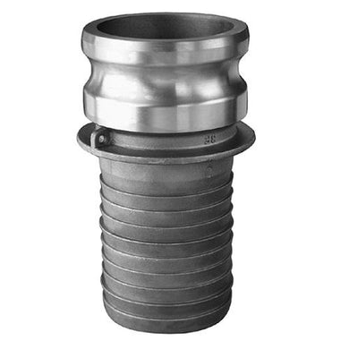 Alum Male Coupler x Hose