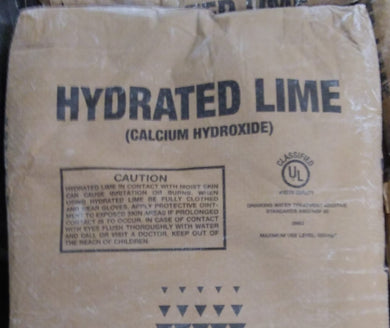 Hydrated Lime Double Strenght 5