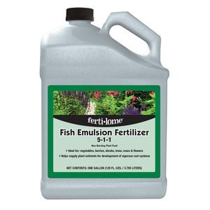 Fish Fertilizer 5-1-1 gal