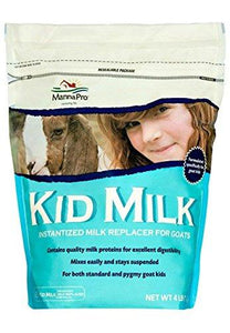 Milk Replacer Kid 4# Bag