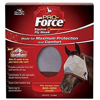 Fly Mask w/o Ears Pro Force