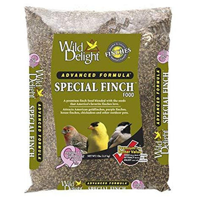 WD Special Finch Food 5#