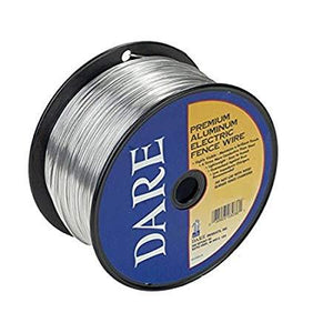 Alum Electric Fence Wire 1320'