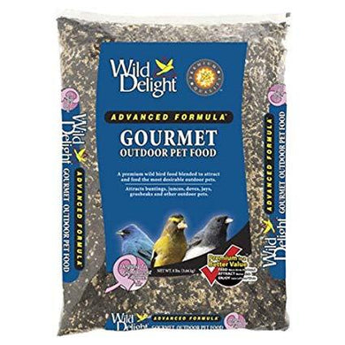 WD Gourmet Wildbird Food 8#