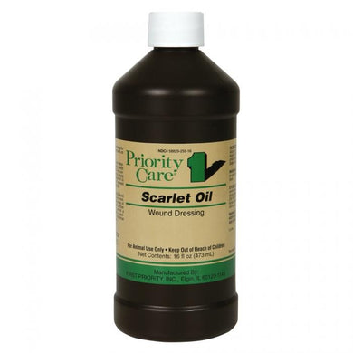 Wound Spray Scarlet Oil 16 oz