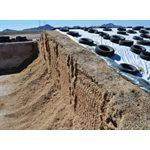 Bunker Silage Cover 50x200 BW