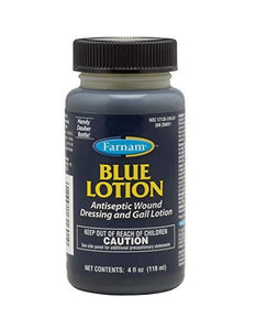 Blue Lotion Antiseptic Wound Dr
