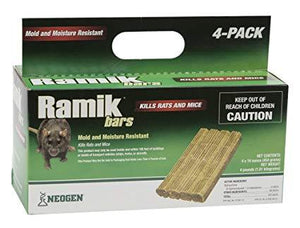 Ramik Bars 16 oz x 4 box