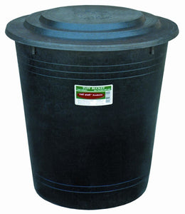 Drum with Lid 13 gal Tuff Stuff