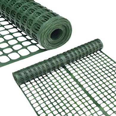 Safety Fence Green 4'x100'