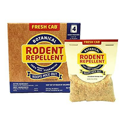 Fresh Cab Rodent Repellent