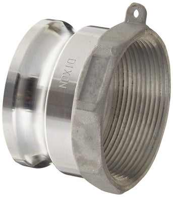 Alum Female MPT x Male Coupler