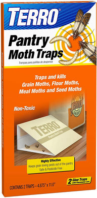 Moth Trap Pantry & Birdseed