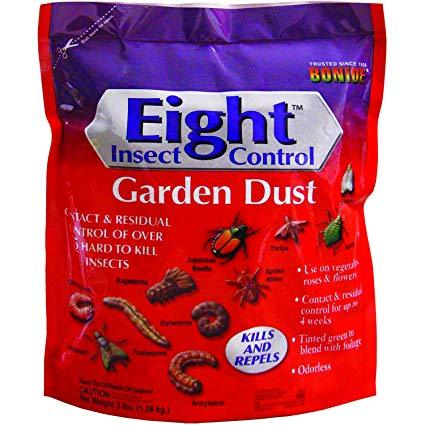 Permethrin Dust Eight Garden .1