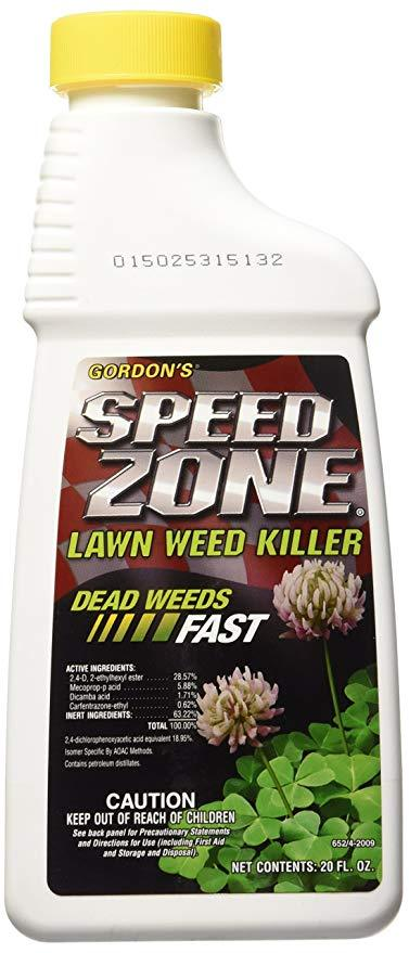 Speedzone 20 oz conc