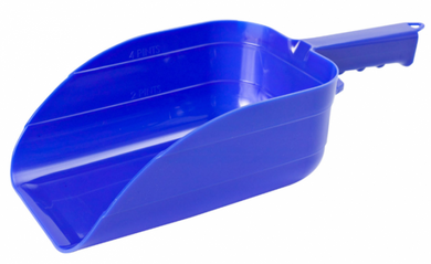 Feed Scoop Utility Plastic
