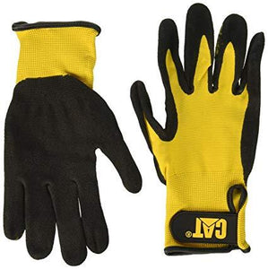CAT017416L NITRILE GLOVE