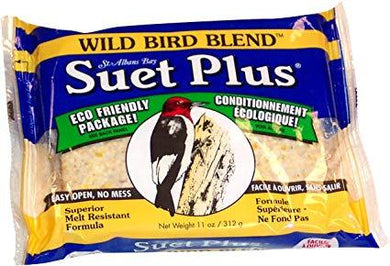 Suet Plus Wild Bird Suet Cake 1