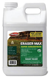 Eraser Max Concentrate 2.5 gal
