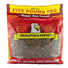 Load image into Gallery viewer, Mealworm Dried Treat 5 lb.