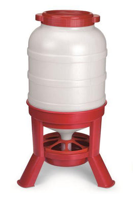 Dome Waterer Plastic 10 Gal