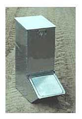 DS Hog Feeder Galv P-1A