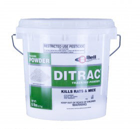 Ditrac Tracking Powder 6# pail