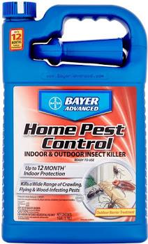 Home Pest Control - RTU Gallon