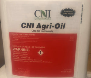 Agri Oil 2.5 Crop oil Concentra