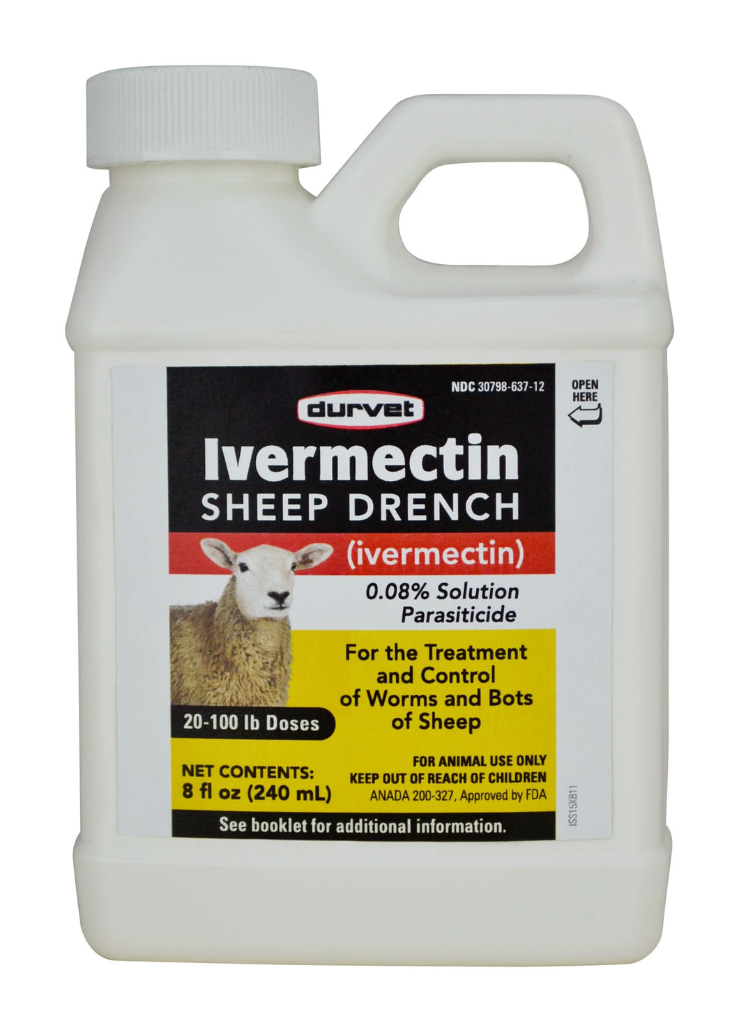 Dewormer Sheep Ivermectin Drenc