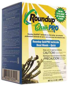 Roundup Quickpro Herb 5x1.5 oz