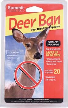 Deer Repel Summit 2000 Ban