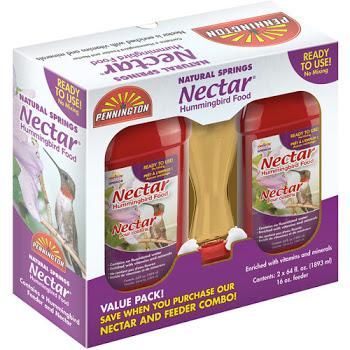 Nectar Combo Feed/Feeder Kit