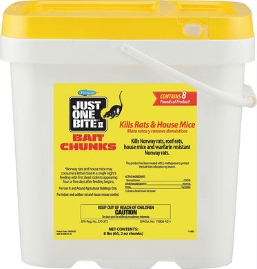 Just One Bite Chunks Pail 8#