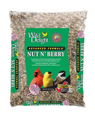 WD Nut & Berry Blend 20#